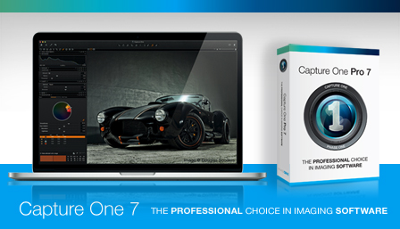 Capture One Pro v7 Released